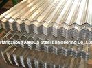 Chine Feuilles industrielles de toiture en métal pour le mur du bâtiment d'usine d'atelier de hangar d'acier usine