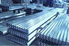 Chine Feuilles enduites d'une première couche de peinture de toiture galvanisées par Galvalume en métal pour l'atelier AZ Z usine