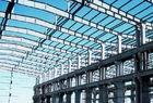 Chine Bâtiment Pré-machiné structurel industriel en métal lourd avec la Multi-envergure usine