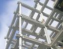Chine Constructeurs à plusiers étages d'acier de construction de haute résistance pour le bâtiment à pans de bois usine