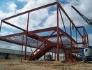 Chine Envergure multifonctionnelle en acier de fabrications d'acier de construction d'atelier/entrepôt double usine