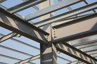 Chine Les fabrications en acier lourdes d'acier de construction soudées/ont galvanisé le type faisceaux de H usine