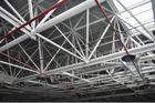 Chine Les bâtiments économiseurs d'énergie de fabrications d'acier de construction ont galvanisé le système de mur de Panelized usine