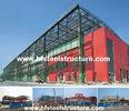 Chine Les bâtiments en acier commerciaux industriels de centre commercial rassemblent la technologie sophistiquée usine