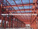 Chine L'acier de PPGI lambrisse l'usine en acier commerciale préfabriquée par mur avec le traitement de Resistenc du feu usine