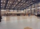 Chine I/bâtiments de hangar d'avions construits par poutres en double T en métal fournissant l'espace intérieur grand usine