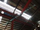 Chine Les bâtiments à charpente d'acier industriels de la construction préfabriquée 80 x 110 ont consisté des colonnes de section de W/faisceau usine