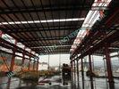 Chine Les boulons en acier des bâtiments A325 d'acier de construction de section de H ont pré machiné 65 x 100 usine