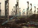 Chine Cimentez les bâtiments à charpente d'acier des usines ASTM, bâtiments en acier préfabriqués usine