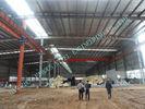 """Chine 60 x 102 panneaux """"sandwich"""" en acier industriels légers des normes 75MM des bâtiments ASTM usine"""