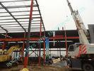 Chine Bâtiments en acier industriels préfabriqués de W ASTM 80' X 96' poids léger usine
