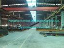 Section en acier commerciale pré machinée des bâtiments Q345B H