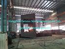 Chine Bâtiment de Pré-Ingénierie d'aéroport avec la taille en acier 6 x 4,5 x 3.2m de poutre à caissons usine