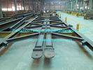 Chine Les bâtiments en acier industriels à charpente d'acier ont galvanisé des Purlins d'ASTM A36/Girts usine