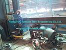 Chine H forment les bâtiments en acier industriels structurels S355JRC de colonnes/catégorie 50 d'ASTM A572 usine