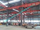 Chine Construction facile de bâtiments en acier industriels préfabriqués adaptée aux besoins du client par métal avec des Purlins de C usine