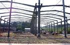 Chine Bâtiments à charpente d'acier de stockage d'exploitation, bâtiments en acier préfabriqués rapides de la construction PEB usine
