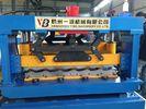 Chine Le manuel laminent à froid former la machine, petit pain de panneau de toit formant la machine usine