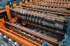 Chine Feuille de toit/petit pain tuile de toit formant la machine pour des tuiles de toiture en métal usine