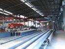 Chine Hangar industriel incurvé par entrepôt préfabriqué d'acier de construction de toit usine