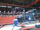 """Chine Hangar structurel en acier agricole incurvé de bâtiments de toit de panneau """"sandwich"""" usine"""