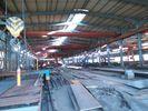 Chine Entreposez les bâtiments en acier industriels/avez préfabriqué les bâtiments en acier usine