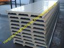 Chine La toiture ondulée en métal de sandwich à la chambre froide ENV couvre des panneaux de mur usine