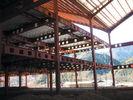 Chine Immersion chaude galvanisée, soudant, freinant, roulant, bâtiment Pré-Machiné par acier préfabriqué usine