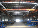 Levage en acier de Bulding de pont aérien de grue d'atelier électrique de monorail