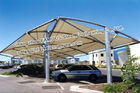 Structure en acier commerciale de membrane de bâtiments de stade renforcée
