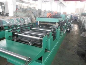 Le Purlin de Z laminent à froid former la machine pour l'acier galvanisé avec hydraulique