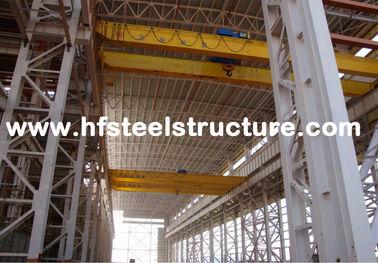 Bâtiments en acier industriels préfabriqués pour l'infrastructure agricole et de ferme de bâtiment