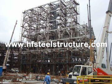 Bâtiments en acier industriels en métal préfabriqué d'OEM pour stocker les tracteurs et l'équipement de ferme