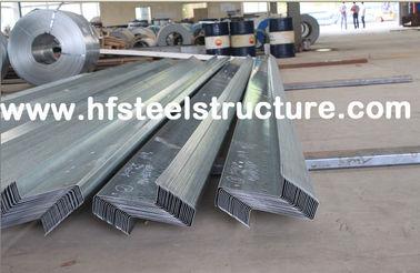Les panneaux de mur/petit pain ont formé des kits de bâtiments d'acier de construction pour le bâtiment en métal