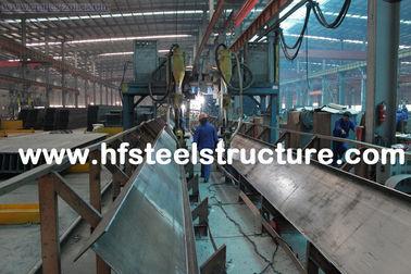 Cisaillant, sciant, rectifiant, poinçonnant et fabrication galvanisé d'acier de construction d'immersion chaude