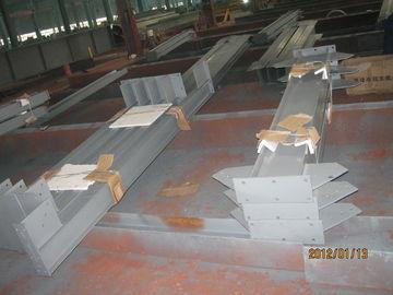 Bâtiments en acier industriels de fabrication d'acier de construction de cadre d'entrepôt