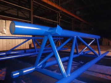 bâtiment modulaire en acier de Pré-ingénierie avec de l'acier facile de longévité d'Assemblée