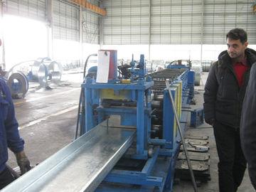 Purlins en acier galvanisés de kits de bâtiment d'acier de construction pour toutes les tailles