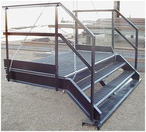 Les constructeurs d'acier de la construction Q235/Q345 Chaud-ont plongé la surface galvanisée