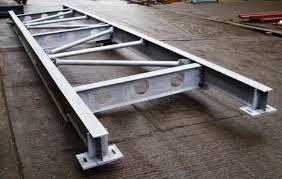 Procédé exquis galvanisé par Q235 de soudure de constructeurs d'acier de construction