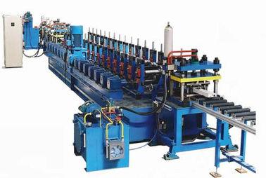 16 rouleaux principaux laminant à froid la machine Purlins pour d'acier/en métal CZ