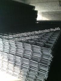 Kits de bâtiment en acier de haute résistance en métal de HRB500E pour les bâtiments en acier
