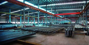 Systèmes de encadrement galvanisés et de peintures électriques d'acier, adjudication structurelle de partie métallique